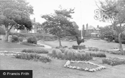 Heswall, The Park c.1955