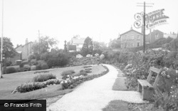 Heswall, The Park c.1960