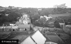 Heswall, View From Church Tower c.1935