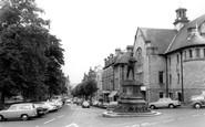 Hexham, Beaumont Street c1965