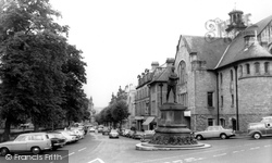 Hexham, Beaumont Street c.1965