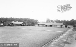 Hexham, Dormitory Block, Dukes House Wood Camp School c.1955