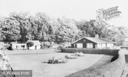 Hexham, Dukes House Wood Camp School c.1955