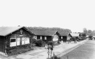 Hexham, Dukes House Wood Camp School c1955