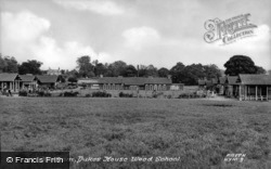 Dukes House Wood School c.1950, Hexham