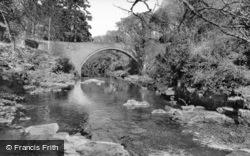 Linnel's Bridge c.1935, Hexham