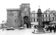 Hexham, Moot Hall c1960