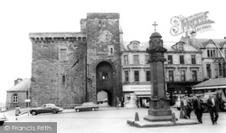 Hexham, Moot Hall c.1965