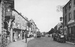 Hexham, Priestpopple c.1950