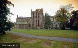 The Abbey c.1990, Hexham