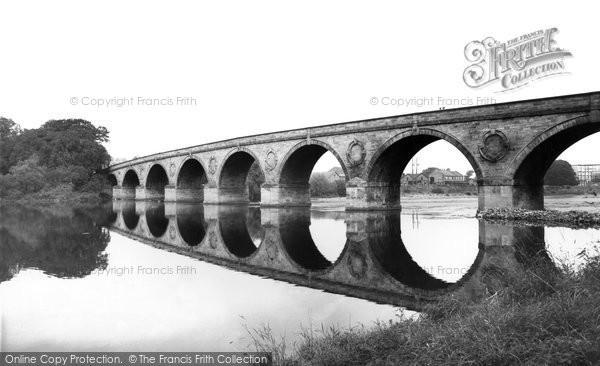 Hexham, the Bridge c1960