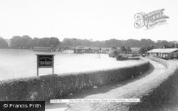 Hexham, The Drive, Dukes House Wood Camp School c.1955