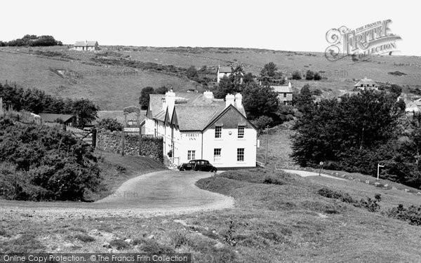 Hexworthy, Forest Inn c1955