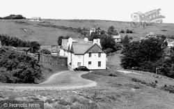 Hexworthy, Forest Inn c.1955
