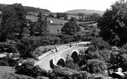 Hexworthy, Huccaby Bridge c1955
