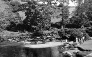 Hexworthy, West Dart c1955