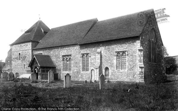 Heybridge, St Andrew's Church 1901