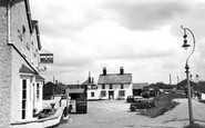 Heybridge, th Old Ship and Jolly Sailors Inn c1955