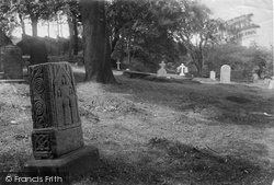 Heysham, Churchyard 1912