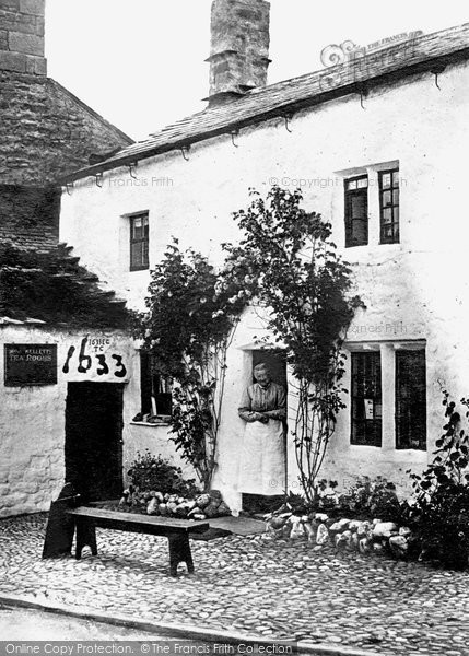 Photo of Heysham, Cosy Corner c.1900