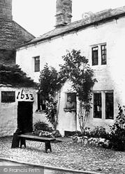 Heysham, Cosy Corner c.1900