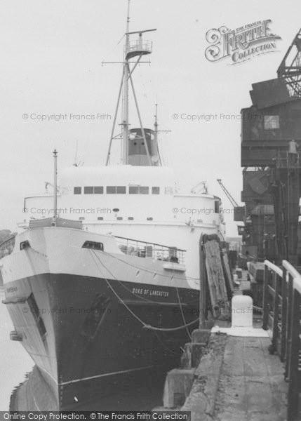 Photo of Heysham, 'duke Of Lancaster' c.1965