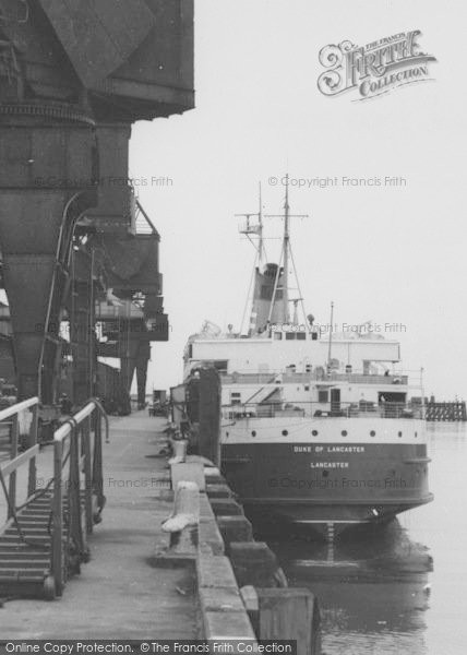 Photo of Heysham, 'duke Of Lancaster' c.1965