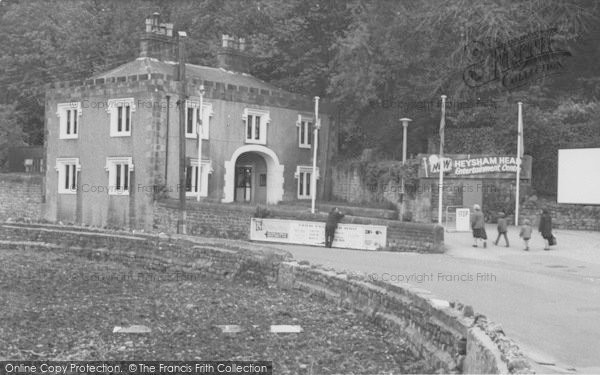 Photo of Heysham, Entrance To Heysham Head c.1965