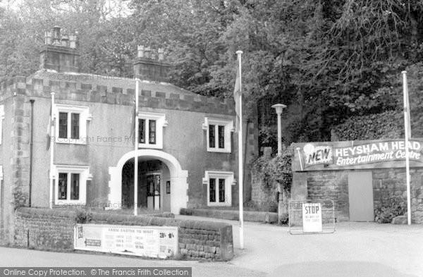 Photo of Heysham, Entrance To Heysham Head c.1965