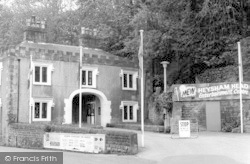 Heysham, Entrance To Heysham Head c.1965