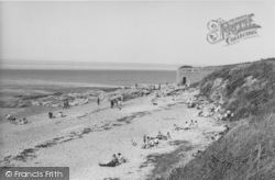 Heysham, Half Moon Bay c.1960
