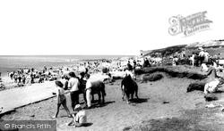 Heysham, Half Moon Bay c.1965