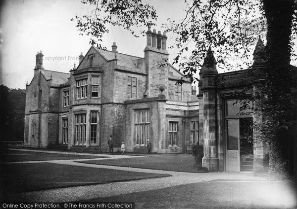 Photo of Heysham, Hall c.1915