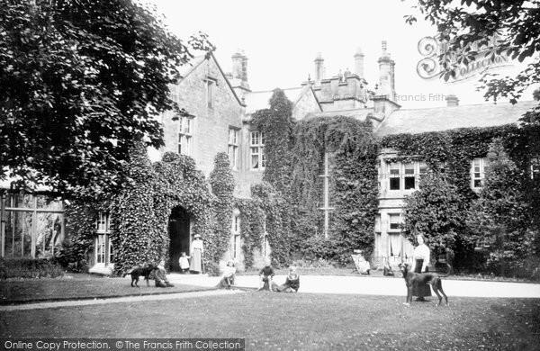 Photo of Heysham, Heysham Tower 1915