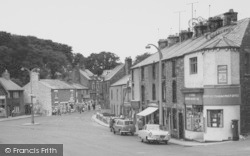 Heysham, Lower Heysham Post Office c.1960