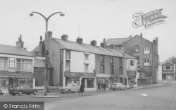 Heysham, Main Square, Lower Heysham c.1965