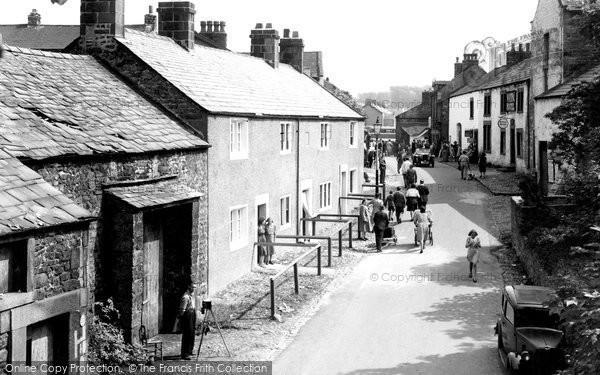 Photo of Heysham, Main Street 1947