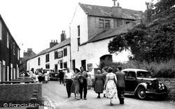 Heysham, Main Street, Lower Heysham c.1955