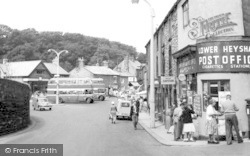 Heysham, Main Street, Lower Heysham c.1960