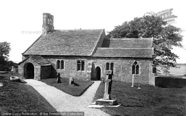 Photo of Heysham, St Peter's Church 1891