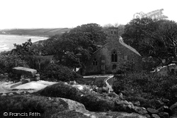 Heysham, St Peter's Church 1912