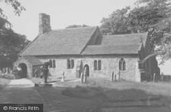 Heysham, St Peter's Church 1947