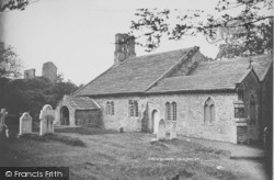 Heysham, St Peter's Church c.1915