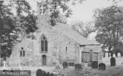 Heysham, St Peter's Church c.1955