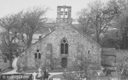 Heysham, St Peter's Church c.1960