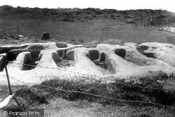 Heysham, Stone Coffins 1891