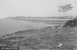 Heysham, The Bay c.1960
