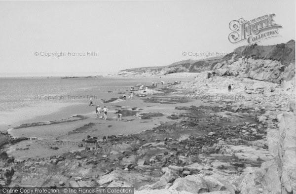 Photo of Heysham, The Cliffs c.1960