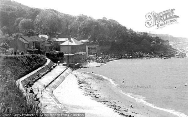 Photo of Heysham, The Foreshore c.1947