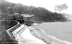 Heysham, The Foreshore c.1947